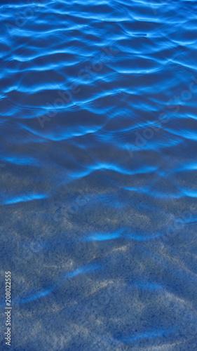 Fototapety, obrazy: sea water texture closeup