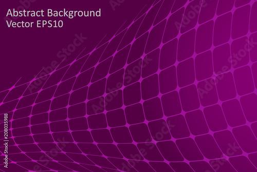 Staande foto Abstractie Art Dark purple abstract background