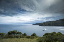 Cami De Ronda De Roses Coastline