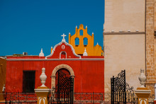 CAMPECHE, MEXICO: Garden Of Th...