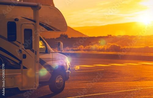 Road Trip in the Camper Van