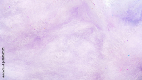 Close up of purple cotton candy for a background. Tapéta, Fotótapéta