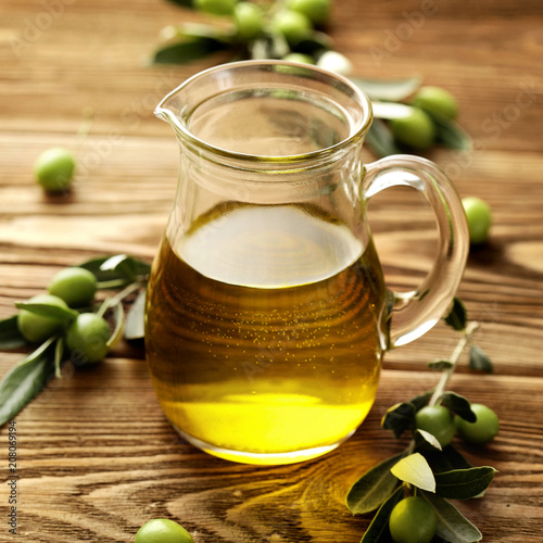 Canvas Prints Tea olive oil