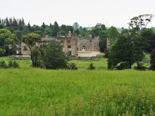 View Of Ripley Castle, North Y...