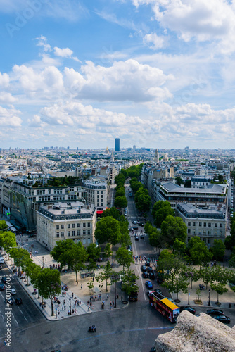Fotobehang Parijs _1080982
