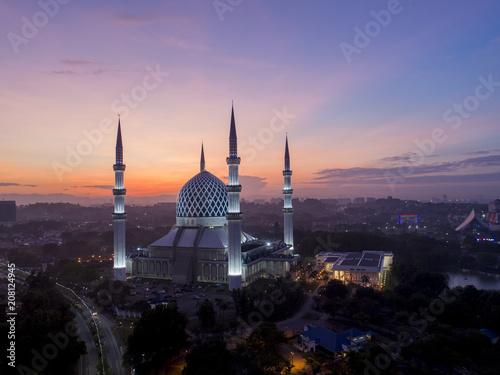 Photo  Masjid Sultan Salahuddin Abdul Aziz Shah