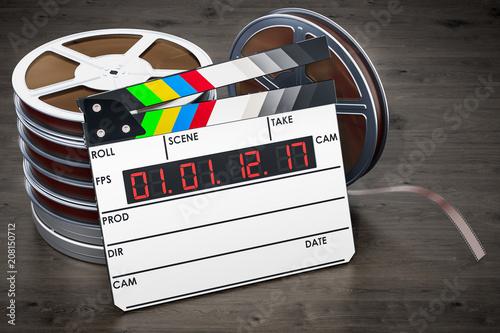 Vászonkép Cinema concept