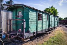 Railways - Old, Vintage Car, C...