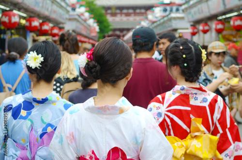 Foto op Plexiglas Asia land Sensoji Temple Asakusa Tokyo, Japan