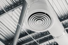 Industry Building Interior Air...