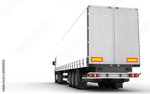 Carta da parati Logistics concept