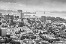 Aerial View Of San Francisco S...