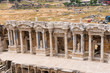 Detail of the well preserved theatre at Hierapolis