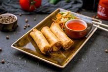 Fried Spring Roll , Vietnamese...