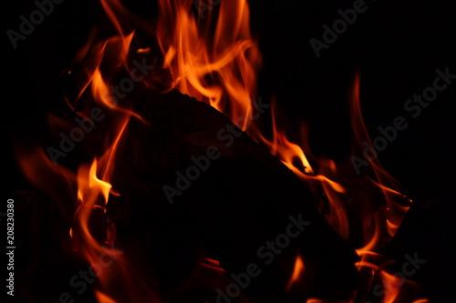 In de dag Vuur / Vlam Flame, fire, burning, bonfire