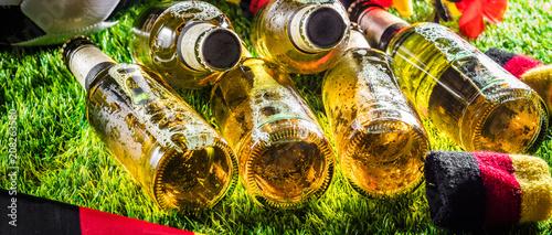 Staande foto Bier / Cider Weltmeister BIER ( Deutschland )