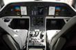 cockpit jet privé