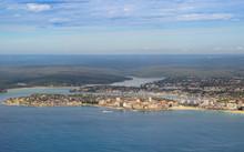 Cronulla Beach Of Sutherland Shire Area Of Sydney