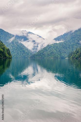 Photo Lake Ritsa, Abkhazia