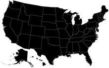 Detailed Map Of Usa States