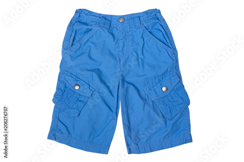 Fotografía  Sports shorts with pockets on the sides
