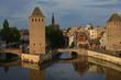 Strasbourg, tours et ponts couverts