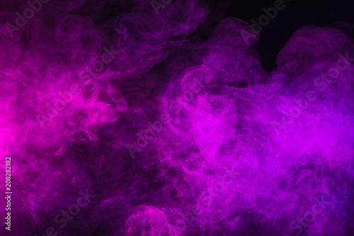 Fotografija dark spiritual violet smoky texture
