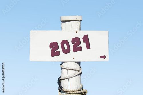 Poster  Schild 330 - 2021