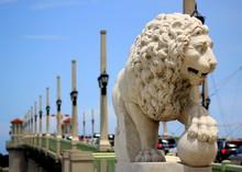 Bridge Of Lions Saint Augustin...