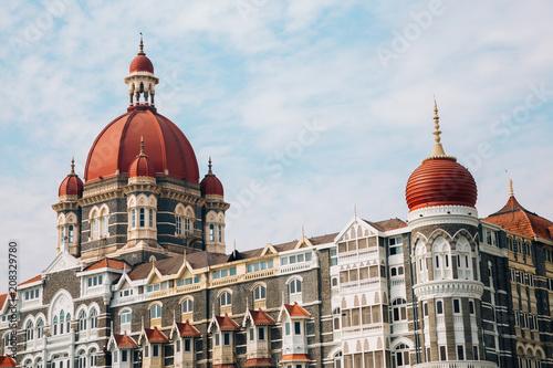 Photo Taj Mahal Palace in Mumbai, India