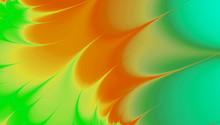 Colorful Fractal Rendering Of ...