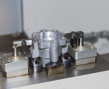 Part Clamping Jig For Machining Process
