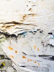 Naklejka old and worn paper texture background