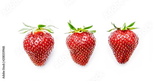 Papiers peints Paris Erdbeeren