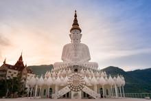 Wat Pha Sorn Kaew Or Wat Phra Thart Pha Kaew Is A Buddhist Monastery And Temple In Khao Kho, Phetchabun, Thailand