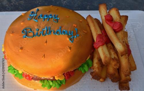 Strange This Is A Cake Cool Cake Idea Conversation Starter Actual Funny Birthday Cards Online Inifodamsfinfo