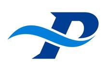 Letter P Icon Logo Concept Vec...