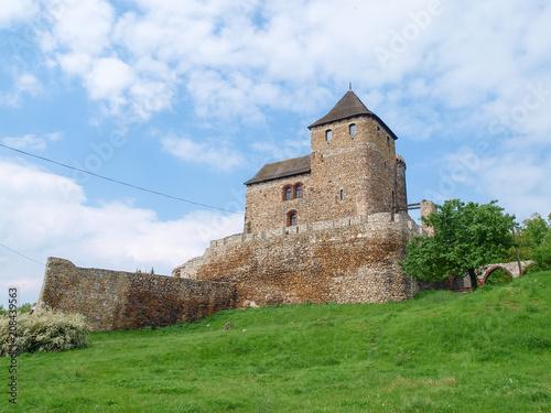 Foto op Plexiglas Kasteel Będzin Castle - a stone castle in Poland