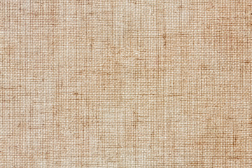 Natural texture background. / Pattern of closed up surface textile canvas material fabric