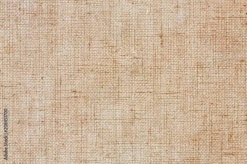 obraz lub plakat Natural texture background. / Pattern of closed up surface textile canvas material fabric