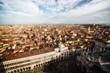 Venice Italy Skyline from St. Mark's Square