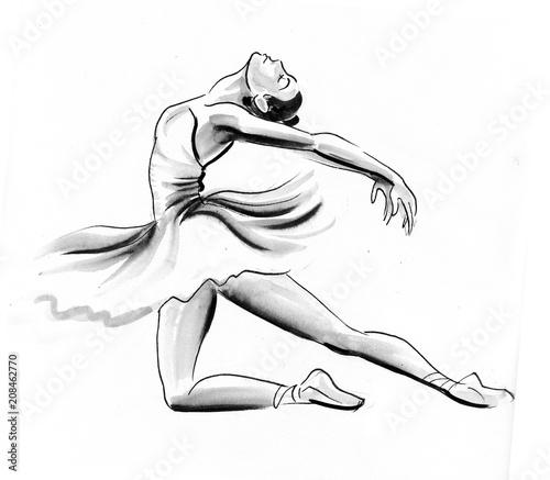 Fotografija Dancing ballerina