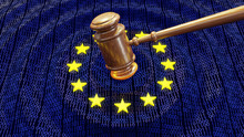 EU Judge Hammer Hitting GDPR D...