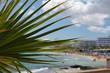 beautiful coastline, seascape, blue lagoon, rest tourists