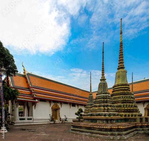 Fotobehang Bangkok Wat Po temple in Bangkok
