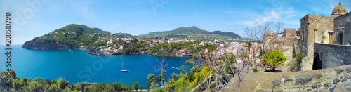 Fotografía Ischia skyline