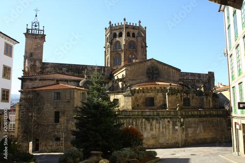 Catedral Basílica de San Martiño en Orense, Orense