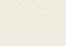 格子縞-黄土色