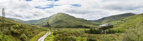 Foto op Canvas Pistache Auf dem West Highland Way