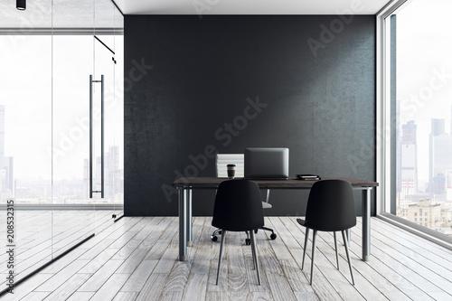 Obraz Contemporary office interior - fototapety do salonu